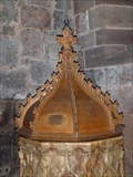 Image for Font Cover - St Edward the Confessor - Cheddleton, Staffordshire, UK.