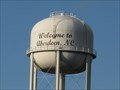Image for Town of Aberdeen, NC Water Tower, US 501 S of Aberdeen