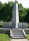 Image for Un monument des vétérans à Montréal-Nord (Qc) Canada