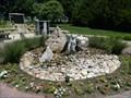 Image for Olathe Cemetery Chapel Fountain - Olathe, Ks.