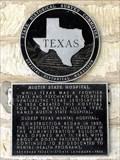 Image for Austin State Hospital