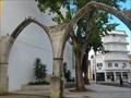 Image for Trechos arquitectónicos que restam dos edifícios dos Estaus - Tomar, Portugal