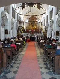 Bazilika Sv. Václava - Stará Boleslav