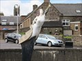 Image for Cutty Sark Figurehead - Inverbervie, Aberdeenshire.