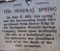 Image for 16-7 The Mineral Spring / Darlington District Agricultural Society