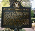 Image for Old Montgomery Ferry Rd. – GHM 060-84 – Fulton, Co., GA.