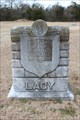 Image for Albert Lacy - McWright Cemetery - Kellogg, TX