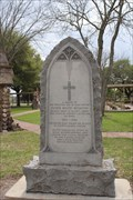 Image for In Memory of The Forgotten Man of Texas History Father Miguel Muldoon