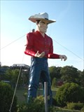 Image for Cowboy Muffler Man - Spooner, WI