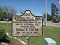 Image for Federal Road, 1805 - Hope Hull, AL