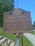 Image for Thomas Cemetery / Abraham Thomas #16-55