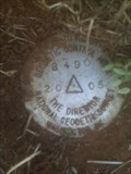 Image for Number 7 (GC2N9BY) Benchmark Triangle Control Marker B 490