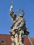 Image for St. John of Nepomuk // sv. Jan Nepomucký - Tasov, Czech Republic
