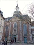 Image for Maxkirche (St. Maximilian) — Düsseldorf, Germany