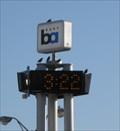 Image for Fremont  BART Temperature Sign - Fremont, CA