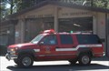 Image for South Lake Tahoe Fire Department fire fighting vehicle - South Lake Tahoe, CA