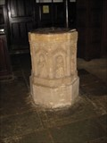 Image for Font - All Saints Church, Wroxton, Oxfordshire, UK