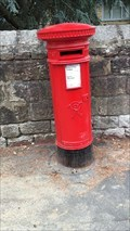 Image for Victorian Pillar Box - Rossett Green Lane, Harrogate, Yorkshire, UK