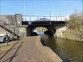 Image for Glebe Street Bridge Over Trent & Mersey Canal - Stoke-On-Trent, UK