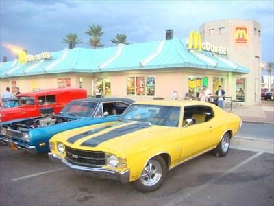 The Rock N Roll Car And Bike Show Scottsdale AZ Hot Rod - Scottsdale az car show