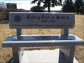Image for Rotary Club of Selkirk bench - Selkirk, Manitoba, Canada