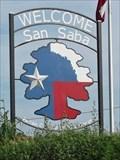 Image for Welcome San Saba - San Saba, TX