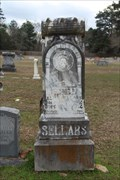 Image for Edward B. Sellars - Shady Grove Cemetery - Wood County, TX