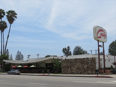 Corky's, Pane 1, Sherman Oaks, California