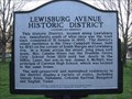 Image for Lewisburg Avenue Historic District - Williamson County Historical Society