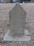 Image for L.M. Oliver - Oakwood Cemetery - Denton, TX