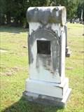 Image for James Clarence Gilbert - Sulphur Springs City Cemetery - Sulphur Springs, TX