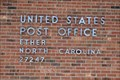 Image for Ether, NC 27247 US Post Office