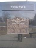 Image for Eastpointe World War II Memorial, Eastpointe, MI.