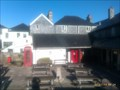 Image for Pair of red Telephone boxes - Princetown (Plume of Feathers pub), Devon