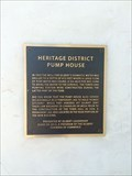 Image for Heritage District Pump House - Gilbert, AZ