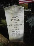Image for Amos Tyrell - Corfu, NY
