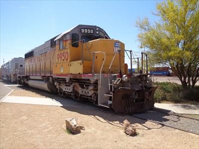 Western America Railroad Museum - Barstow