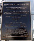 Image for Columbia River Skywalk - Trail, British Columbia