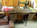 Image for Franklin Treadle Sewing Machine - Newport, Washington