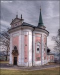 Image for Church of St. Mary Magdalene / Kostel Sv. Márí Magdaleny - Skalka (Mníšek pod Brdy, Central Bohemia)