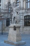 Image for Porto Statue - Porto, Portugal