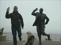 Image for Eric Morecambe statue.