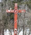 Image for Une croix sur notre chemin-St-Paul d'abbotsford-Québec,Canada