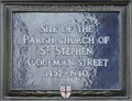 Image for St Stephen's Church - Coleman Street, London, UK