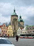Image for Kostel Nanebevzetí Panny Marie - Havlíckuv Brod, CZ
