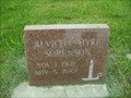 Image for 100 - Alvida (Myre) Sorenson, Erwin, South Dakota