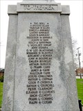 Image for Yarmouth War Memorial - Yarmouth, NS