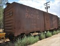 Image for Union Pacific Boxcar #183206