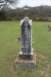 1853 burial