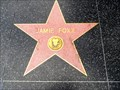 Image for Jamie Foxx -  Hollywood, CA